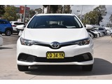 2018  Toyota Corolla Ascent Hatchback (White) Pre-Owned Car Thumbnail 4