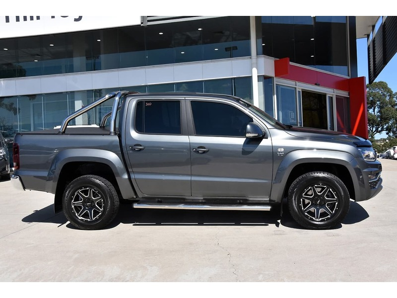 2018  Volkswagen Amarok Tdi550 Highline Utility (Grey) Pre-Owned Car  Large Picture 23