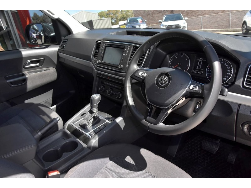 2018  Volkswagen Amarok Tdi550 Highline Utility (Grey) Pre-Owned Car  Large Picture 27