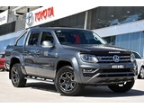 2018  Volkswagen Amarok Tdi550 Highline Utility (Grey) Pre-Owned Car Thumbnail 21