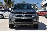 2018  Volkswagen Amarok Tdi550 Highline Utility (Grey) Pre-Owned Car Thumbnail 12