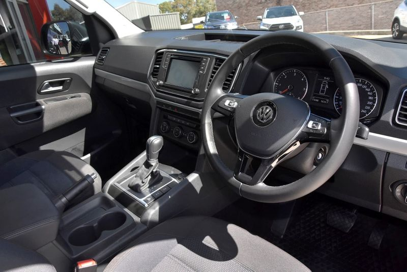 2018  Volkswagen Amarok Tdi550 Highline Utility (Grey) Pre-Owned Car  Large Picture 16