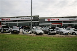 Castle Hill Toyota Dealership 5