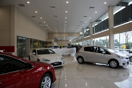 Castle Hill Toyota Dealership 7