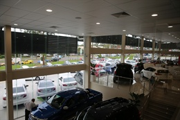 Castle Hill Toyota Dealership 8